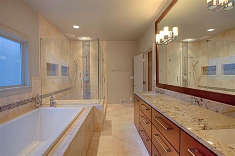 24 Incredible Master Bathroom Designs  Page 5 Of 5