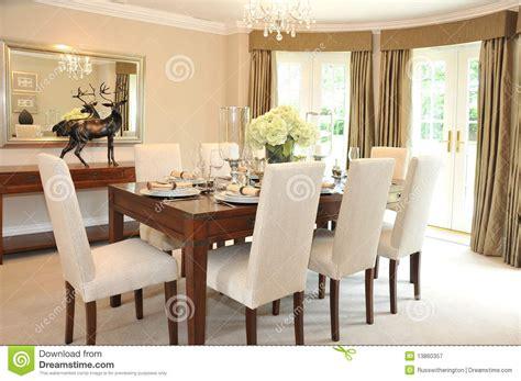 foto sala da pranzo sala da pranzo lussuosa immagine stock immagine di pranzo