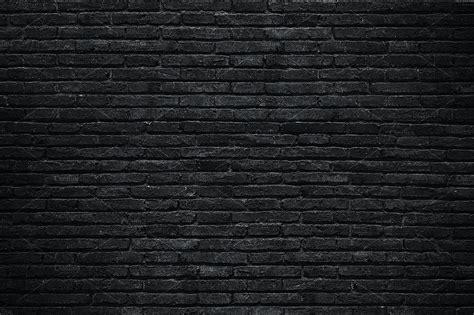 black walls black brick wall textures creative market