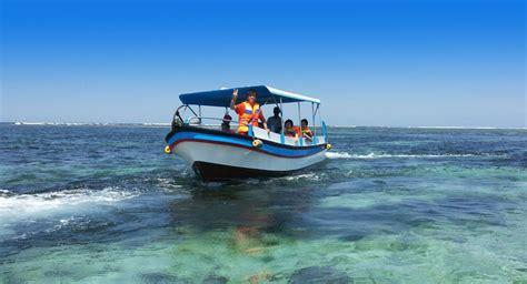 bali glass bottom boat  favorite bali water sport