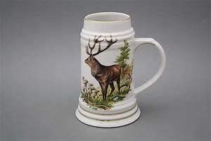 Jaeger Und Co Porzellan : bierkrug 0 5l hirsch bgl f r die j ger bohemia porzellan 1987 ~ Bigdaddyawards.com Haus und Dekorationen