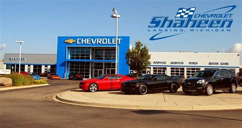 Shaheen Chevrolet by Shaheen Chevrolet Car Dealers 632 American Rd Lansing