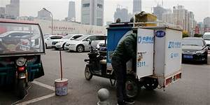 Parcel delivery in China, a cutthroat business - Nikkei ...