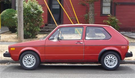 old volkswagen rabbit curbside classic the most influential modern global car
