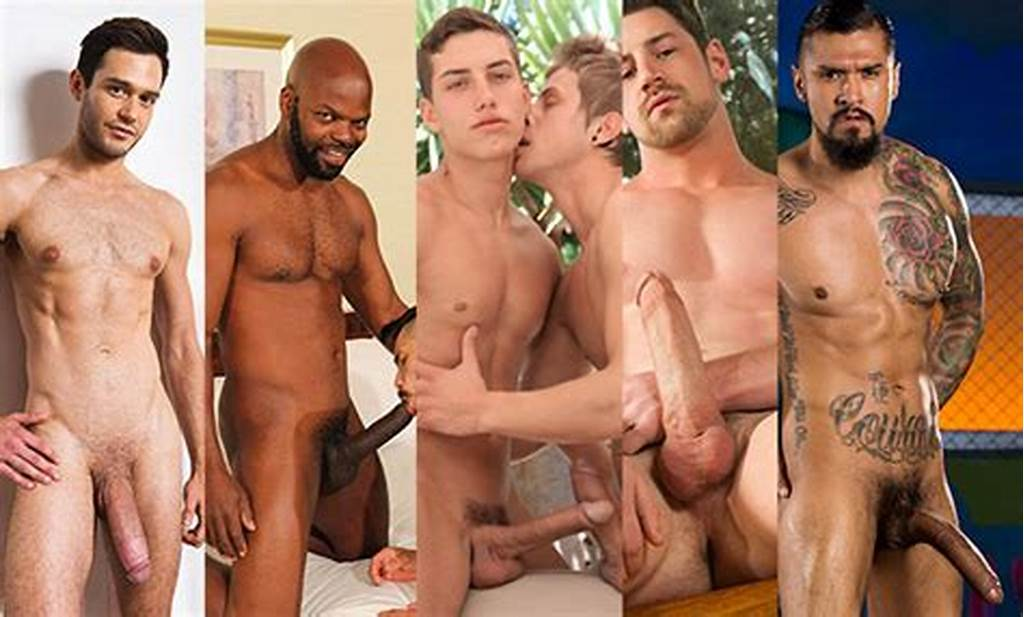 #The #14 #Biggest #Dicks #In #Gay #Porn #Right #Now