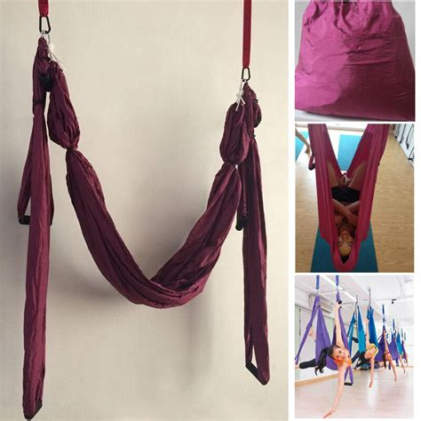Anti Gravity Hammock by New Inversion Anti Gravity Aerial Fitness Swing
