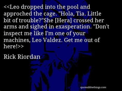 rick riordan book quotes quotesgram