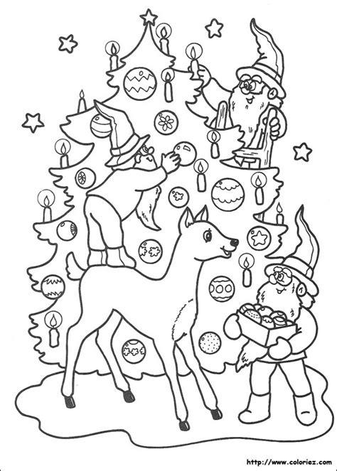 Coloriages De Noel (11
