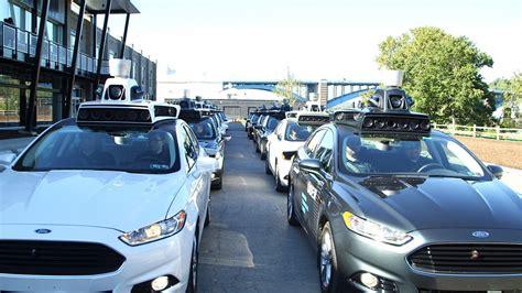 Uber Driverless Cars Regularly Need Human Help