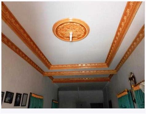 kombinasi warna cat tembok  plafon