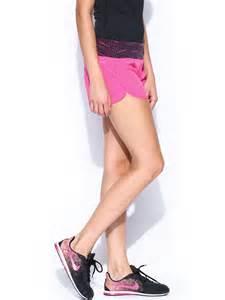 Pink Nike Running Shorts Women