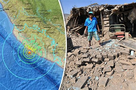 peru earthquake    survive shaker  experts