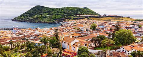 angra portugal heroismo azores travel heroismo 123rf