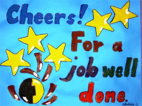 cheers  job   wishes  pictures