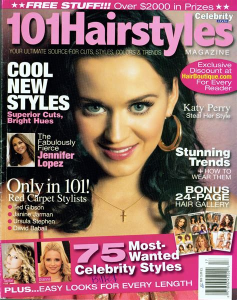 hairstyles magazine long hair hairstyles
