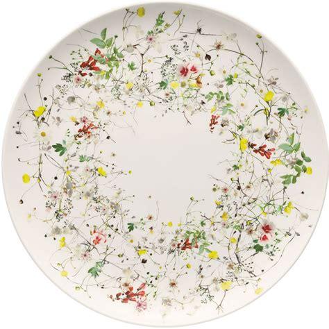 Rosenthal Fleurs Sauvages by Rosenthal Selection Brillance Fleurs Sauvages Platzteller