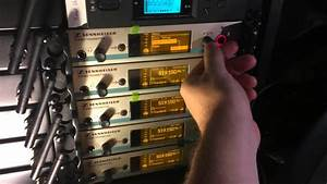 Ew300iem Frequency Scan And Set Up