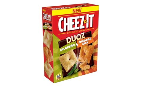cheez  duos crackers    snack  bakery