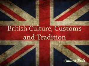 culture customs and traditions