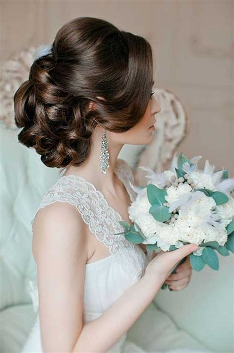 40+ Wedding Hair Images Hairstyles and Haircuts Lovely