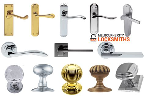 Locks And Door Knob Types