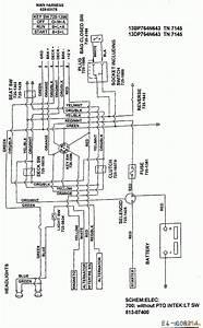 Mtd 13an697g352 Wiring Diagram