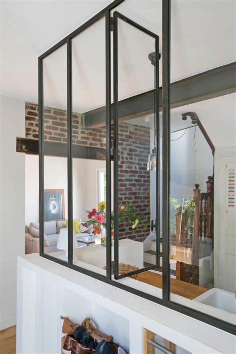 fenetre cuisine coulissante fenêtre en acier de style atelier d 39 artiste battante ou