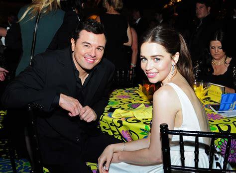 Emilia clarke's boyfriend is charlie mcdowell. Seth MacFarlane Splits From Emilia Clarke: Comedian And 'Game Of Thrones' Star Call It Quits ...