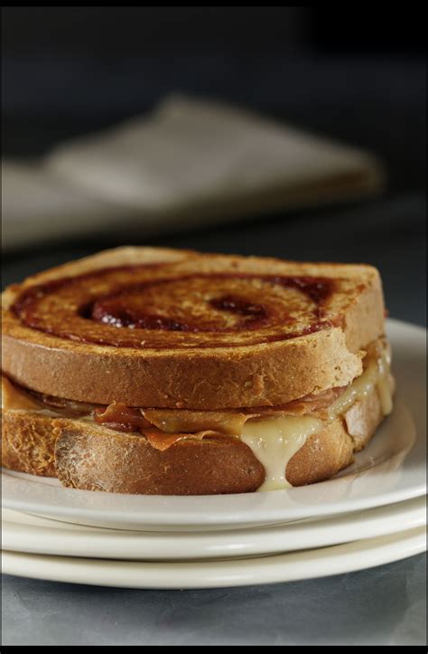 ultimate grilled turkey  cheese sandwich recipe relish