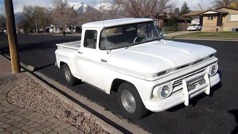 Chevy Stepside Pickup Truck Youtube