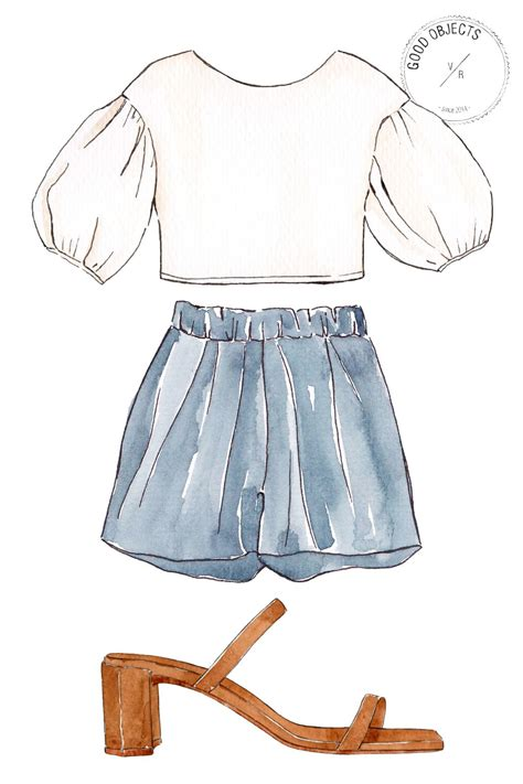 How to draw anime clothes for male characters. Good objects - Summer outfit   Fashion drawing dresses ...
