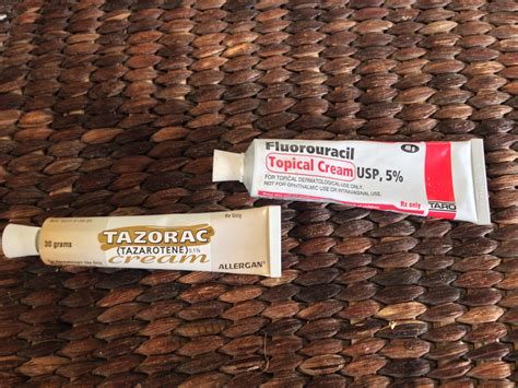 Managing Dsap With Tazarotene And Fluorouracil