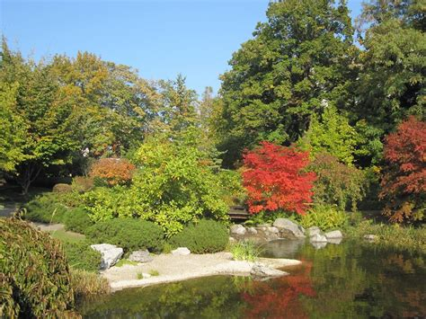 Japanische Gärten Wien by Japanischer Garten 19 Bezirk Bilder Aus Wien Bilder