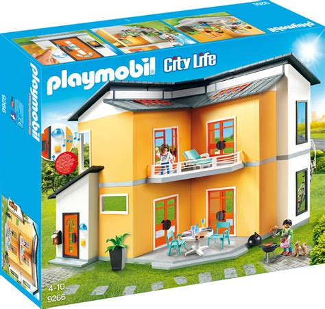 Playmobil Playmobil City Life 9266 4008789092663 Modernes