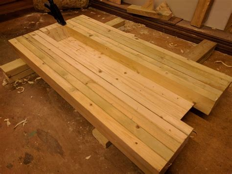 jay bates style workbench woodcrafted