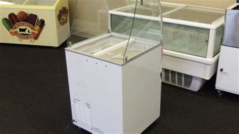 dipping cabinet can skirts 4 flavor dipping