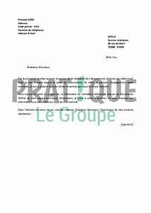 Modèle Changement D Adresse : modele lettre resiliation wanadoo document online ~ Gottalentnigeria.com Avis de Voitures