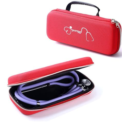 Stethoscope Hard Carrying Case For 3M Littmann/MDF/ADC ...
