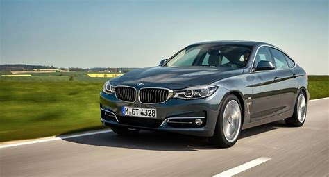 2017 bmw 3 series gt lci pricing and specifications tweaked looks more equipment photos