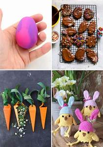 35, Easy, And, Fun, Diy, Favorite, Easter, Crafts, Preschool, Ideas, For, Your, Kid