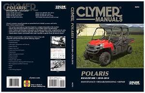 Clymer Manuals Introduces Polaris Rzr And Ranger 800 Titles
