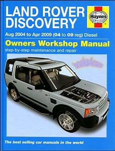 Land Rover Lr3 Discovery Shop Manual Service Repair 2005