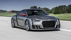 Nouvelle Audi Tt 2015 : 2015 audi tt clubsport turbo technology concept top speed ~ Melissatoandfro.com Idées de Décoration