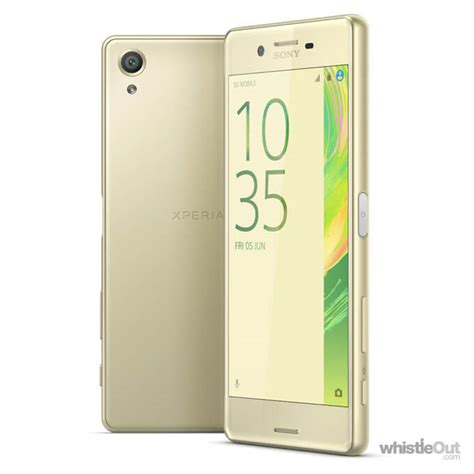 sony xperia phone sony xperia x plans compare the best plans from 2