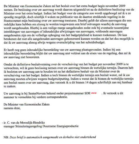 voorbeeldbrief notaris Voorbeeldbrief 5 regeling notaris voorbeeldbrief notaris