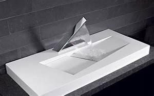 les plus beaux robinets design pour lavabo mon robinet With salle de bain design avec acheter un lavabo