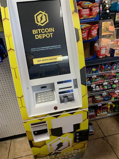 Open 24 hours, 7 days per week. Crypto ATMs Near You - Bitcoin Depot