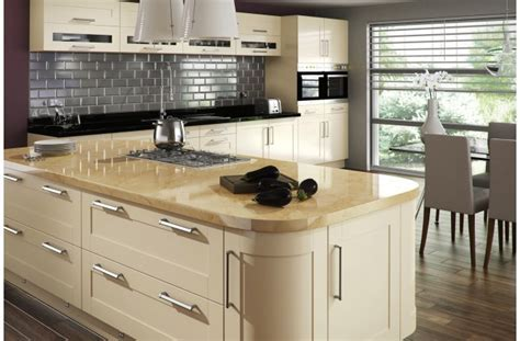Amalfi Cream Gloss   Kyme Kitchens