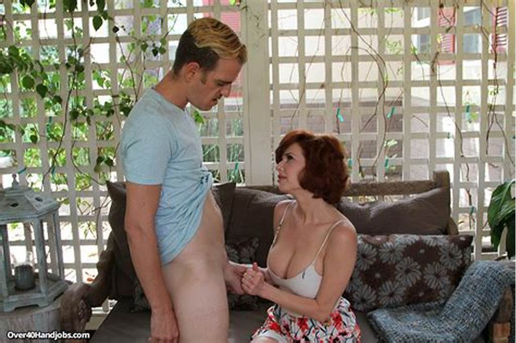 #Busty #Milf #Veronica #Stroking #Big #Cock #Of #Her #Step #Son