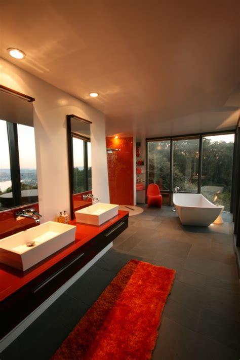 stylish mid century modern bathroom designs